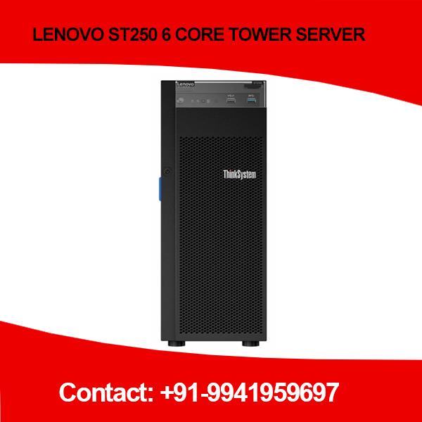 LENOVO ST250 6CORE TOWER SERVER in Chennai, Hyderabad, andhra, India, tamilnadu