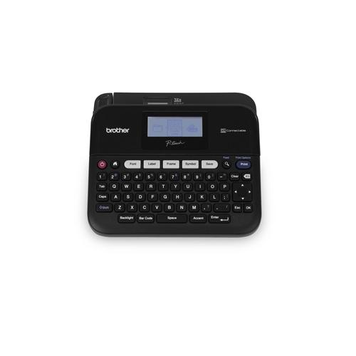Brother PT D450 PC compatible label printer in Chennai, Hyderabad, andhra, India, tamilnadu