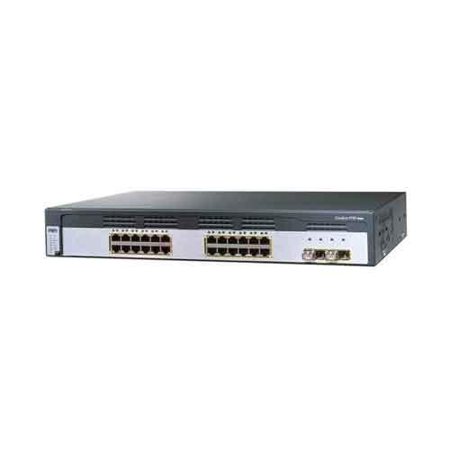 Cisco Catalyst WS C3750G 24TSE Switch in Chennai, Hyderabad, andhra, India, tamilnadu