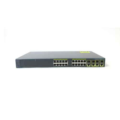Cisco Catalyst WSC2960G 24TCL Switch in Chennai, Hyderabad, andhra, India, tamilnadu