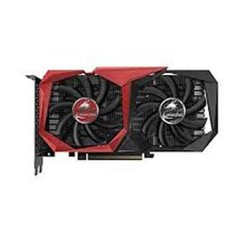 Colorful iGame GeForce G C1650NB 4G V graphics card in Chennai, Hyderabad, andhra, India, tamilnadu