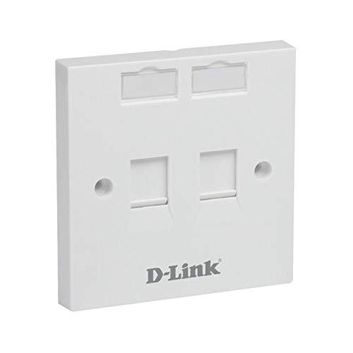 D Link NFP 0WHI21 Single Faceplate in Chennai, Hyderabad, andhra, India, tamilnadu