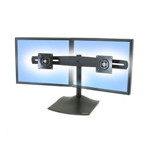 Ergotron DS100 Dual Monitor Horizontal Desk Stand in Chennai, Hyderabad, andhra, India, tamilnadu
