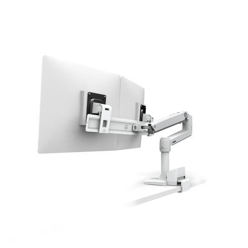Ergotron LX Desk Mount Dual Direct Arm in Chennai, Hyderabad, andhra, India, tamilnadu
