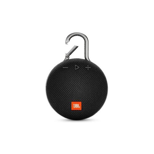 JBL Clip 3 Black Portable Bluetooth Speaker in Chennai, Hyderabad, andhra, India, tamilnadu
