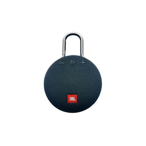 JBL Clip 3 Blue Portable Bluetooth Speaker in Chennai, Hyderabad, andhra, India, tamilnadu