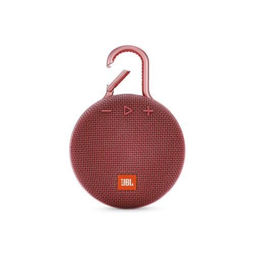 JBL Clip 3 Red Portable Bluetooth Speaker in Chennai, Hyderabad, andhra, India, tamilnadu