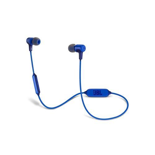 JBL E15 Wired In Blue Ear Headphones in Chennai, Hyderabad, andhra, India, tamilnadu