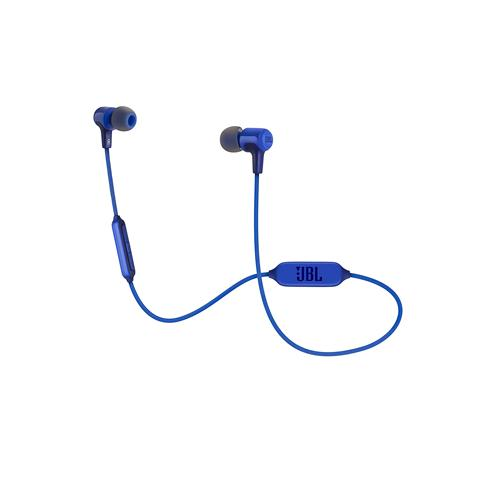 JBL E25BT Blue Wireless BlueTooth In Ear Headphones in Chennai, Hyderabad, andhra, India, tamilnadu