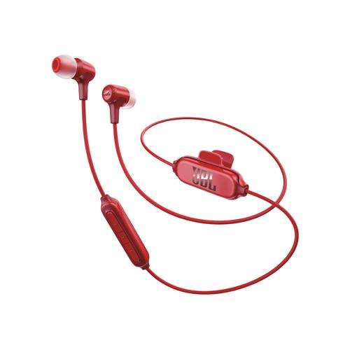 JBL E25BT Red Wireless BlueTooth In Ear Headphones in Chennai, Hyderabad, andhra, India, tamilnadu