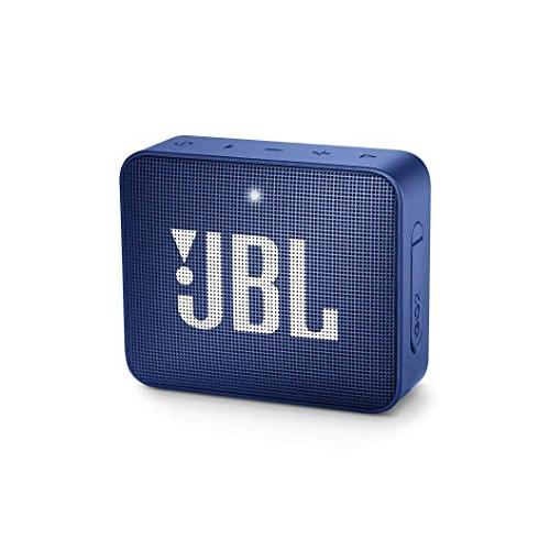 JBL GO 2 Blue Portable Bluetooth Waterproof Speaker in Chennai, Hyderabad, andhra, India, tamilnadu