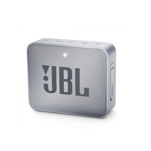 JBL GO 2 Grey Portable Bluetooth Waterproof Speaker in Chennai, Hyderabad, andhra, India, tamilnadu