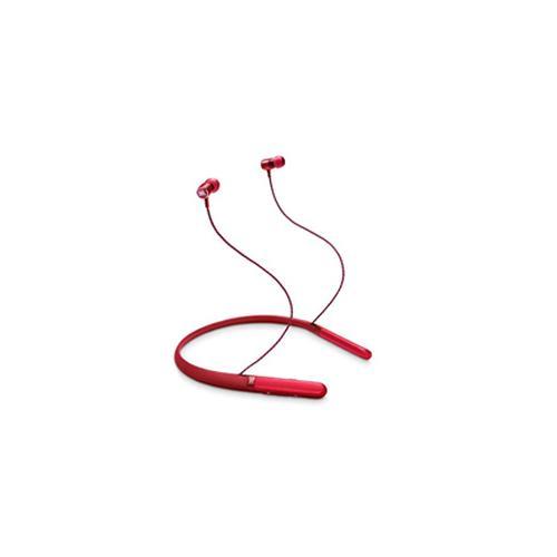 JBL Live 200BT Red Wireless In Ear Neckband BlueTooth Headphones in Chennai, Hyderabad, andhra, India, tamilnadu