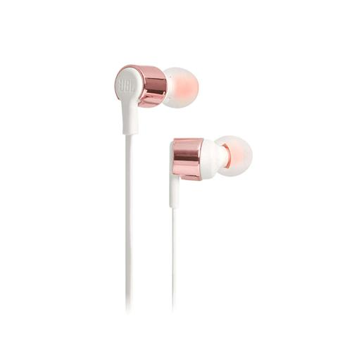 JBL T210 Wired In Rose Gold Ear Headphones in Chennai, Hyderabad, andhra, India, tamilnadu