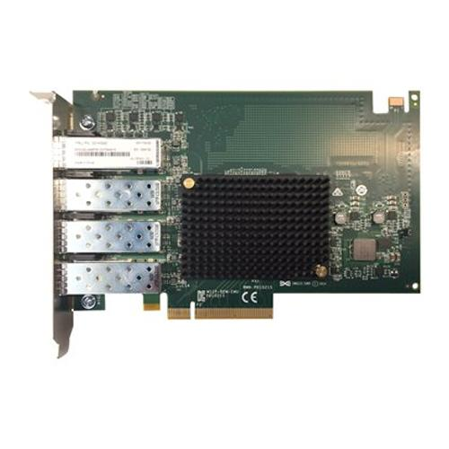 Lenovo Emulex OCe14104B NX PCIe 10Gb 4 Port SFP Ethernet Adapter in Chennai, Hyderabad, andhra, India, tamilnadu