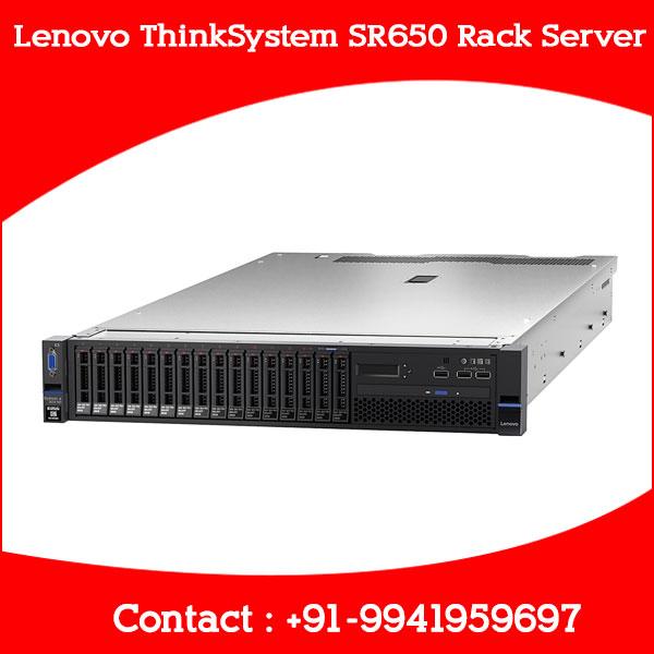 Lenovo ThinkSystem SR650 Rack Server in Chennai, Hyderabad, andhra, India, tamilnadu