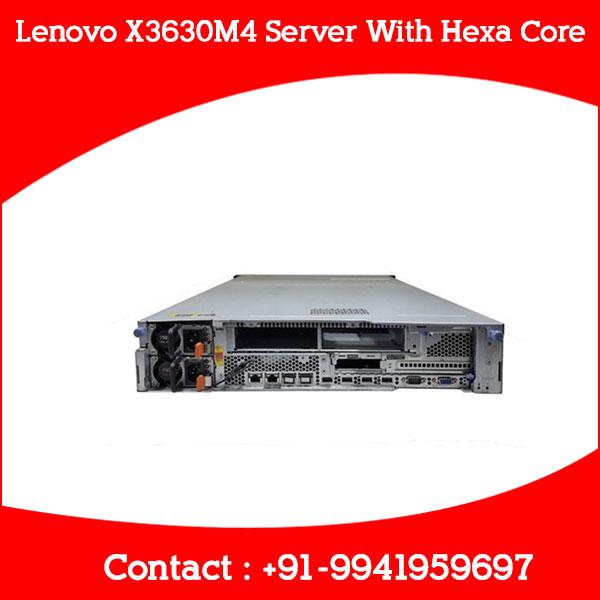 Lenovo X3630M4 Server With Hexa Core in Chennai, Hyderabad, andhra, India, tamilnadu