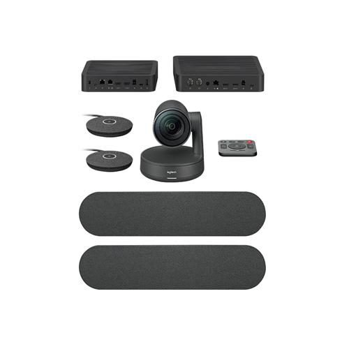 Logitech Rally Plus Video conferencing kit in Chennai, Hyderabad, andhra, India, tamilnadu