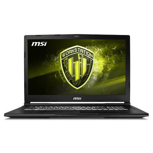 MSI WE63 8SJ Laptop in Chennai, Hyderabad, andhra, India, tamilnadu
