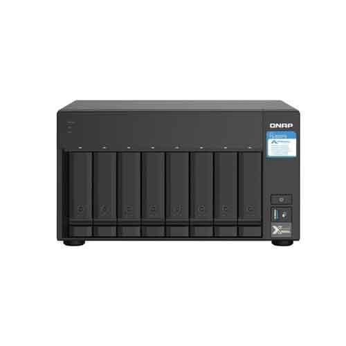 Qnap TS 832PX 4GB NAS Storage in Chennai, Hyderabad, andhra, India, tamilnadu