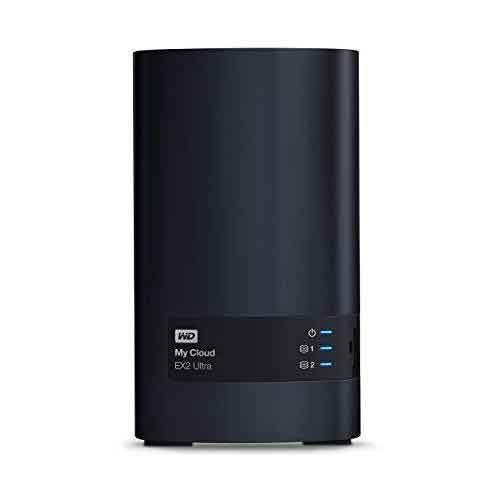 Western Digital 8TB 2 Bay Network Attached Storage in Chennai, Hyderabad, andhra, India, tamilnadu
