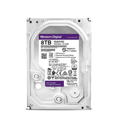 Western Digital Purple 8TB Surveillance Hard Drive in Chennai, Hyderabad, andhra, India, tamilnadu